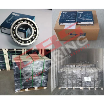 KOYO 7220C Bearing Packaging picture
