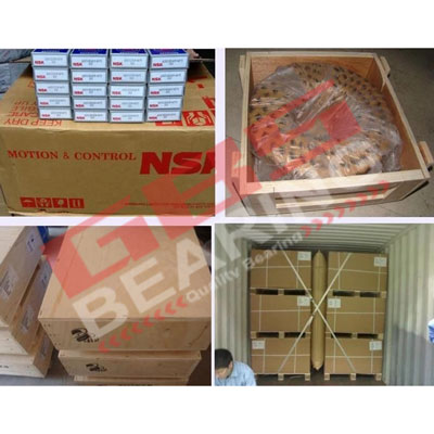 NSK NU1068 Bearing Packaging picture