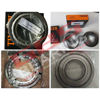 TIMKEN 376X/372A Bearing Packaging picture