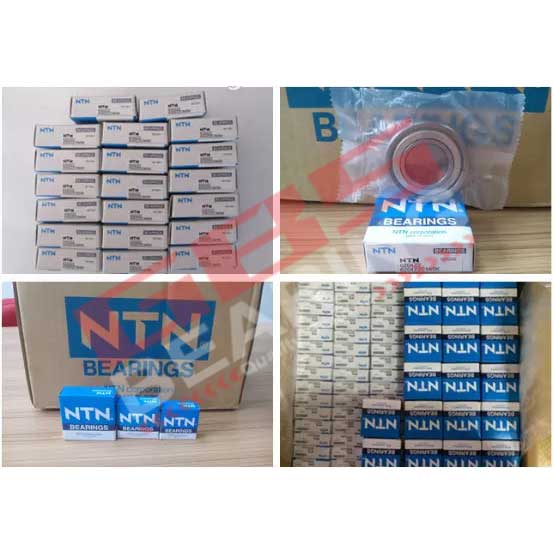 NTN NJ307E Bearing Packaging picture